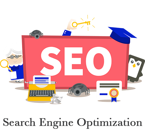 (SEO)Search-Engine-Optimization-